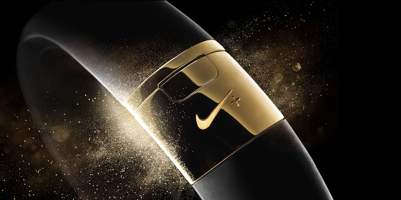 Nike Fuelband Se Metaluxe Gold Makes Every Goal Golden