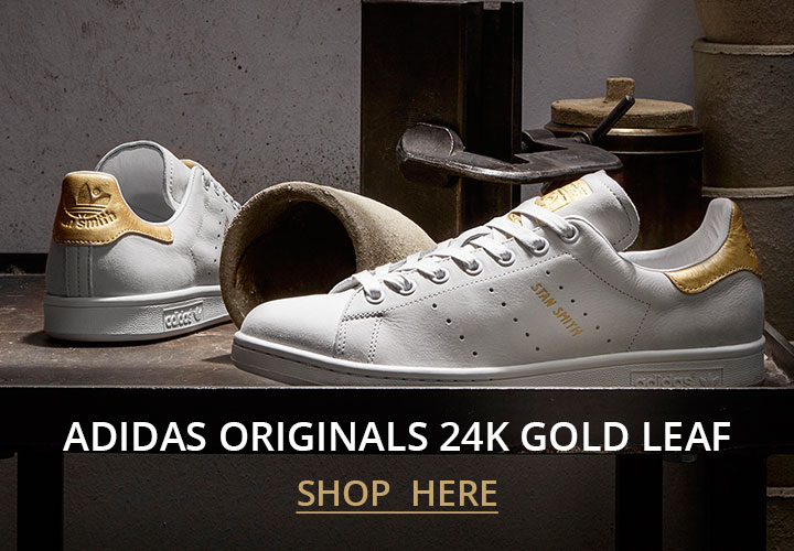 Adidas Gold Stan Smith shop now
