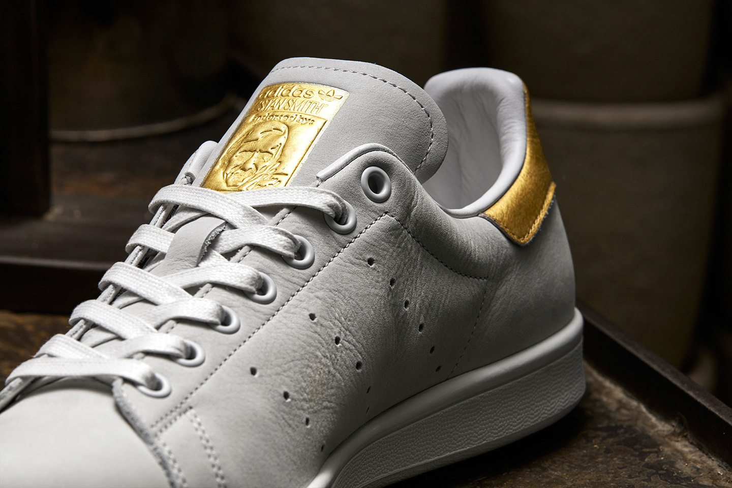 adidas orginal 999 gold stan smith rod laver 2