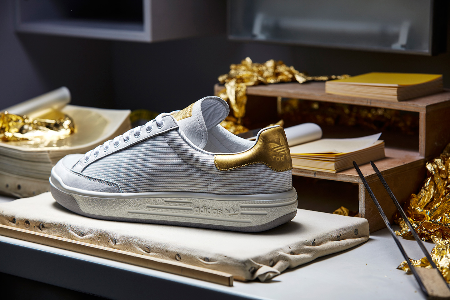 adidas orginal 999 gold stan smith rod laver 6