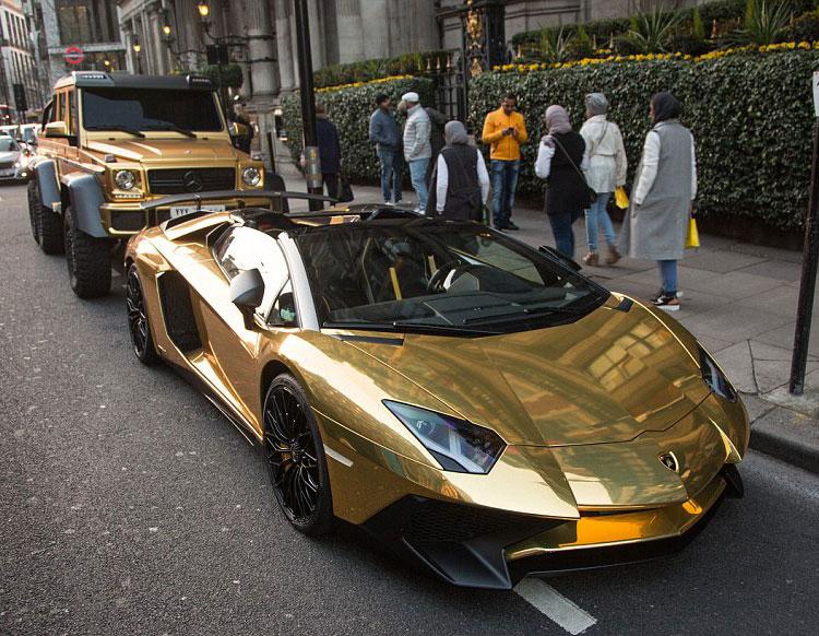 gold cars london 4