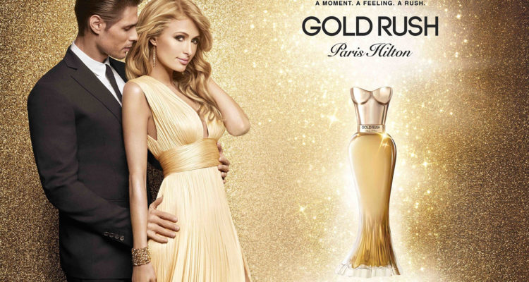gold rush paris hilton