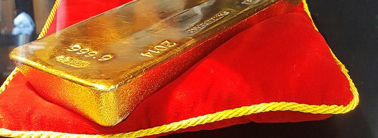 harrods gold bullion bar knightsbridge 2