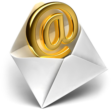 gold-email