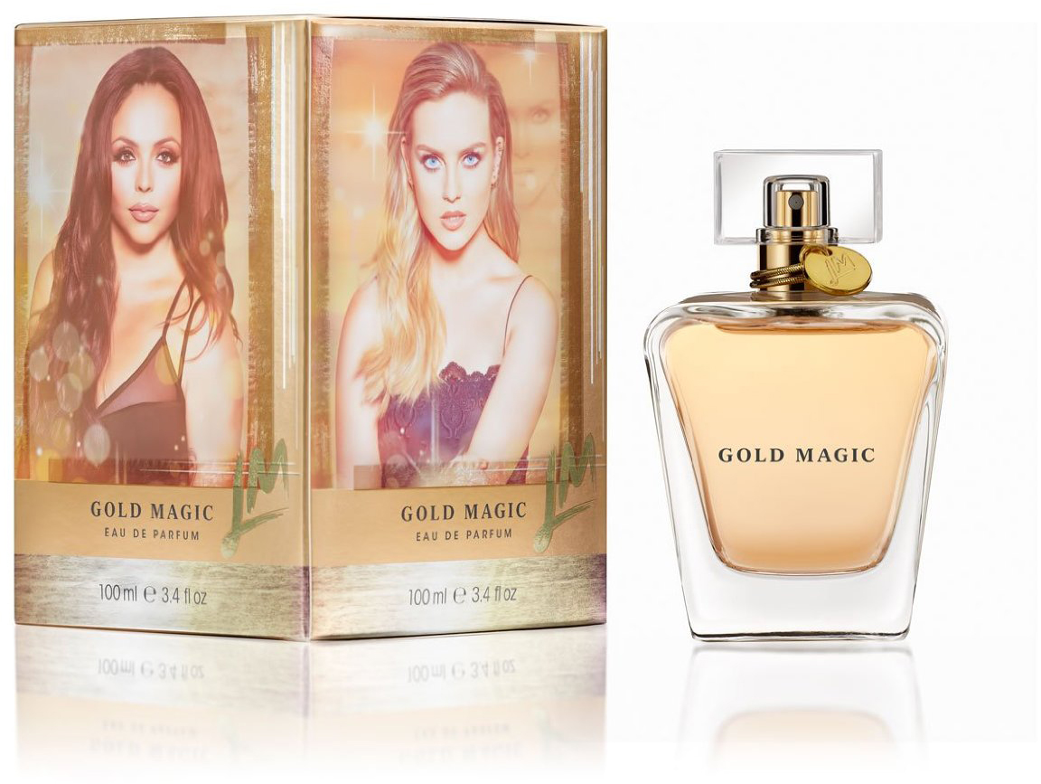 little mix gold magic 100ml