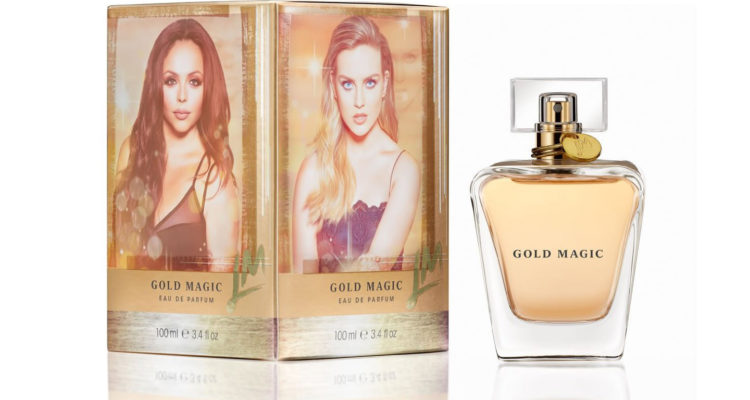 little mix gold magic 100ml f