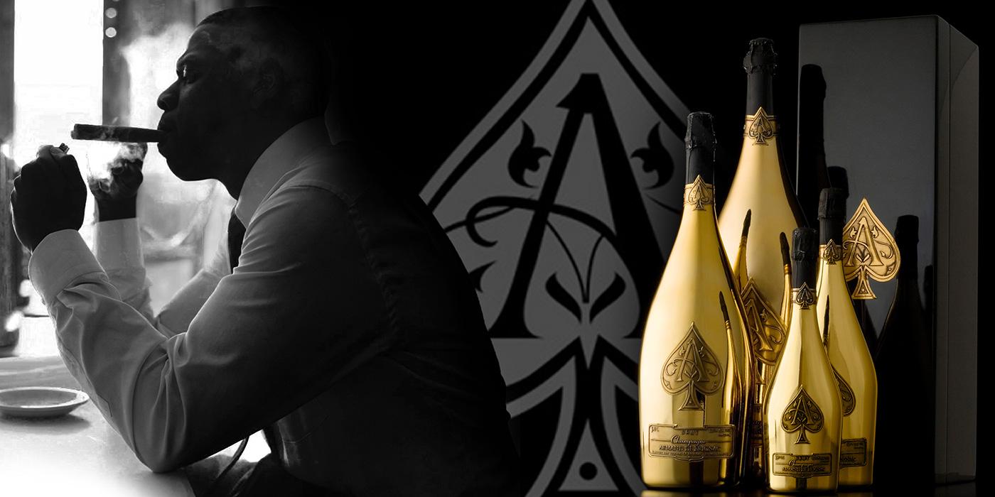 Jay Z Buys Armand De Brignac Champagne Company Gold Blog