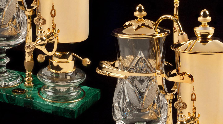 24 Karat Gold Royal Coffee Maker Gold Blog